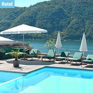 Hotels am Luganer See